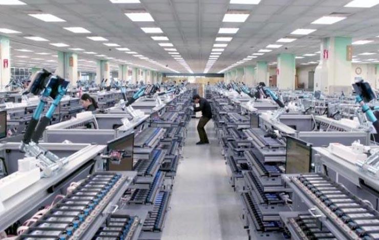 samsung manufacturing in Pakistan