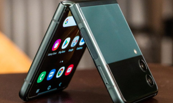 Samsung Galaxy z Flip 3 has just been announced