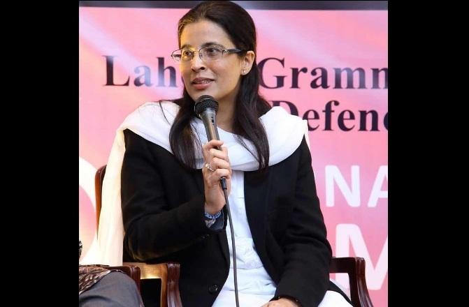 Supreme court judge first female nominated