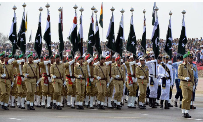 ISPR pays tribute to martyrs ahead of defence day