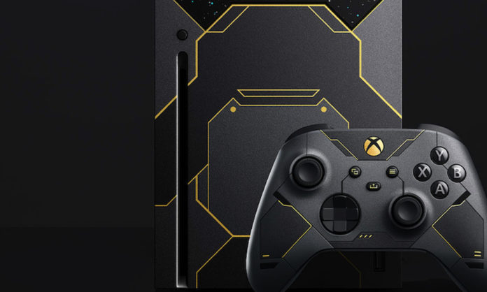 Halo themed Xbox limited edition coming soon