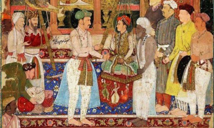ptv series mughal emperor babur ghalib