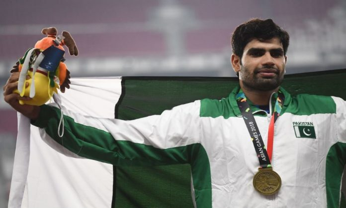 Pakistan's Arshad Nadeem Is All Set To Compete In Javelin Throw Tomorrow