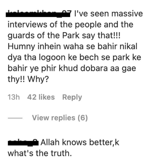 mathira victim-blaming statement minar-e-pakistan