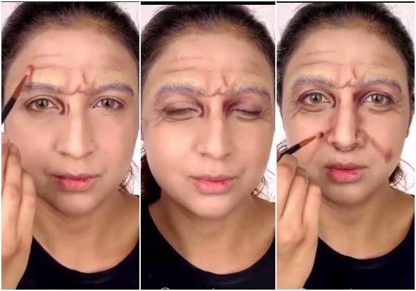 pakistani makeup artist ali sadpara