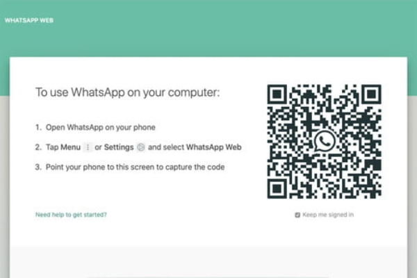 whatsapp web photos update