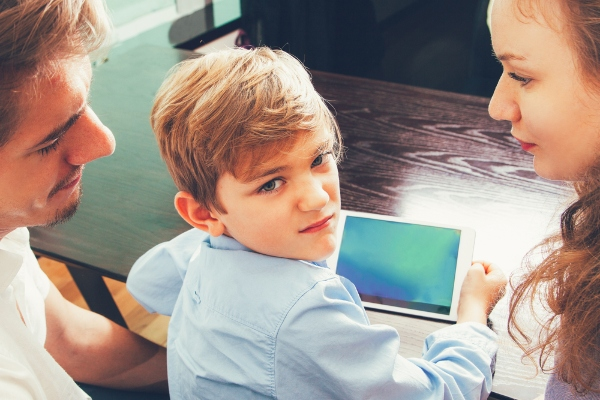 protect child inappropriate content
