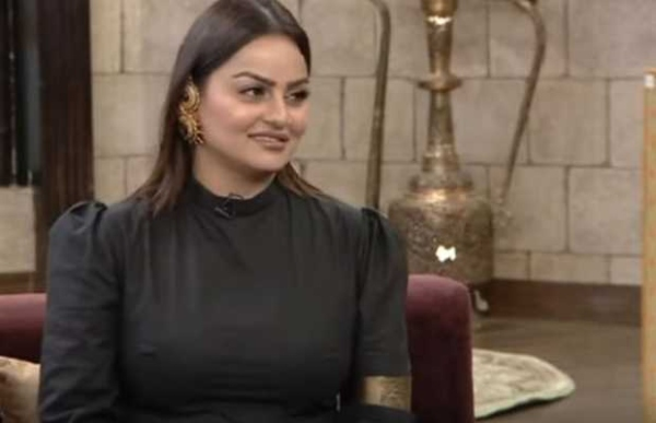 juvaria abbasi saree pictures