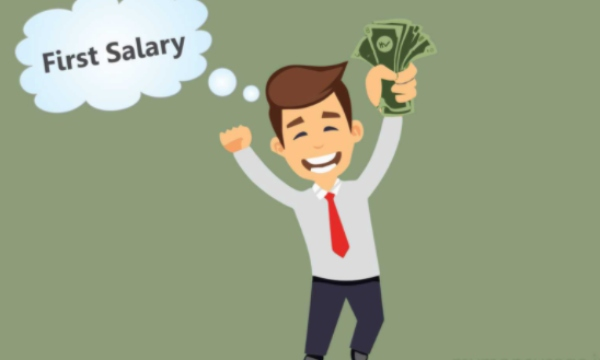 meaningful things do first salary