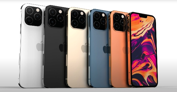 apple iphone 13 touch id getting