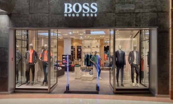 hugo boss opens doors centaurus mall islamabad
