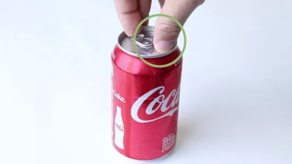 coca cola smart packaging can