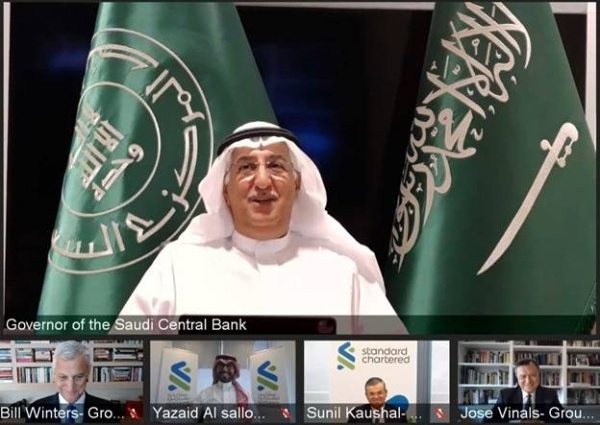 standard chartered saudi arabia