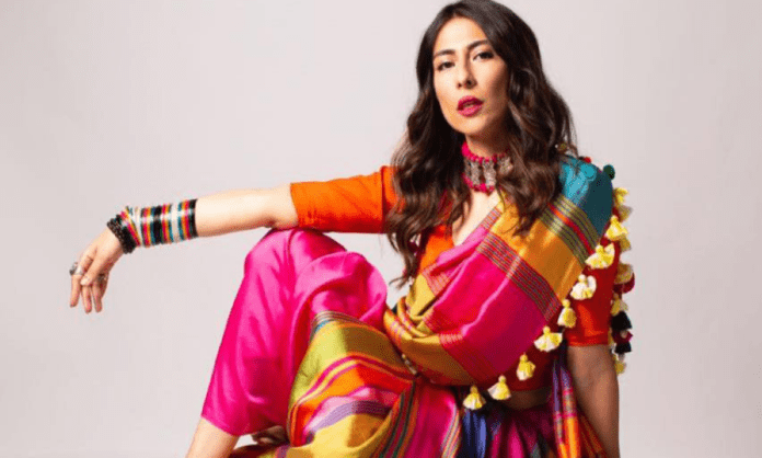 Here's Why Pakistanis Are Comparing Meesha Shafi To Nasir Khan Jan