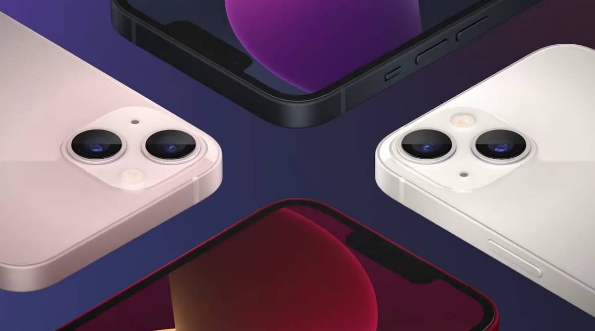 iPhone 13 launched at event