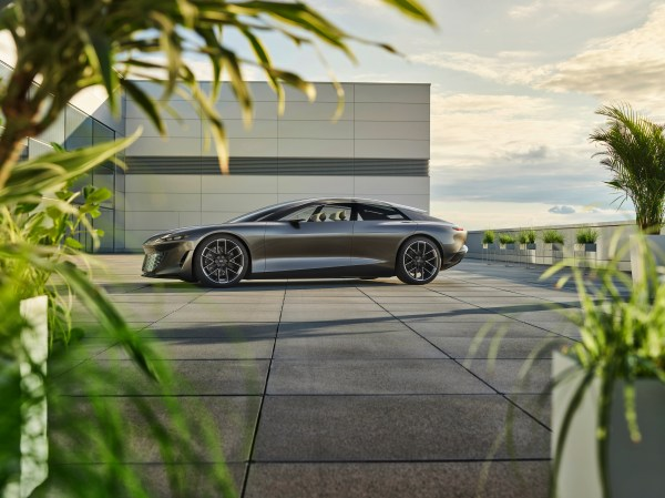 electric sedan by audi concept