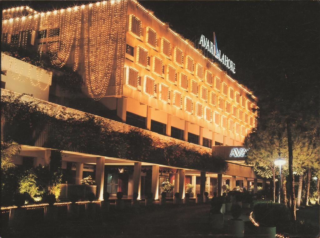 avari hotel and camera incident