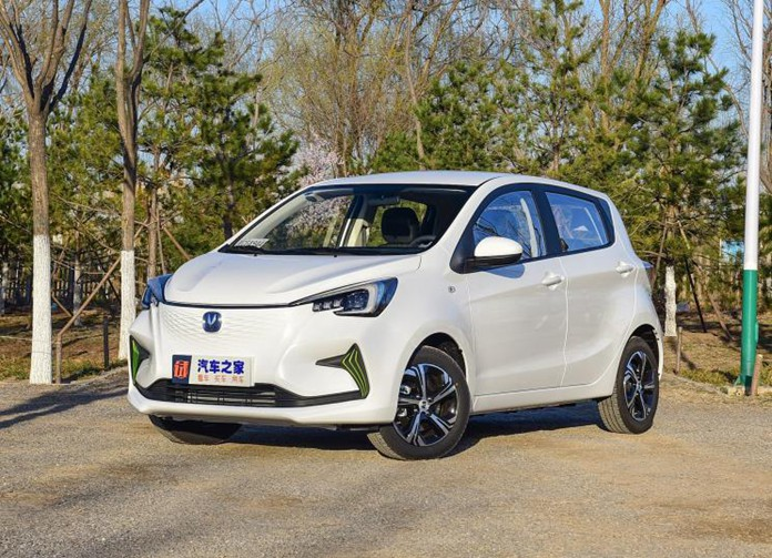 new electric vehicles coming by Changan