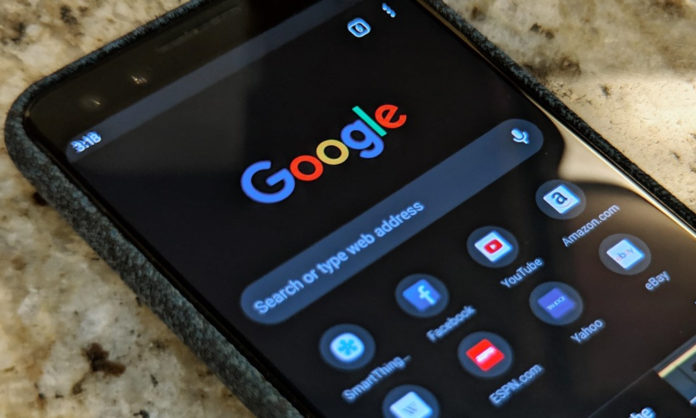 how to use chrome dark mode on android and iOS