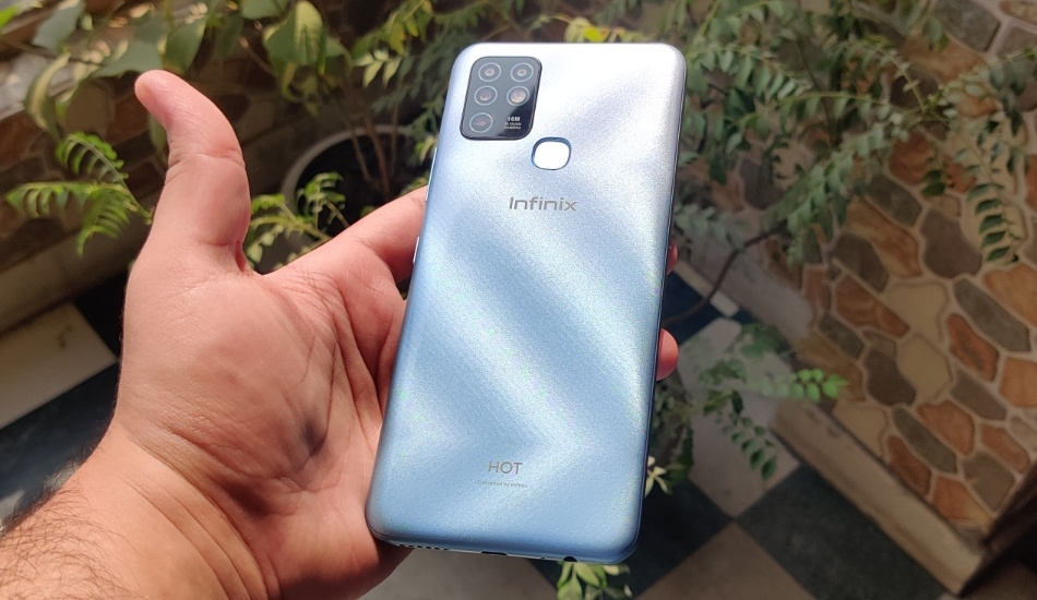 infinix hot 10 as a phone for gamers