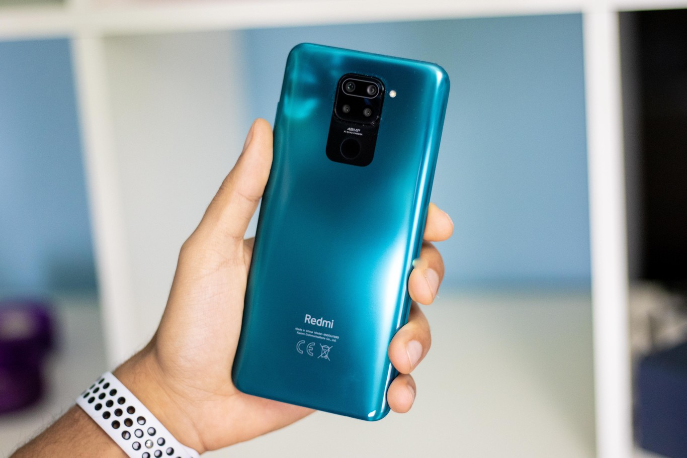 redmi note 9 and as a gaming phone today