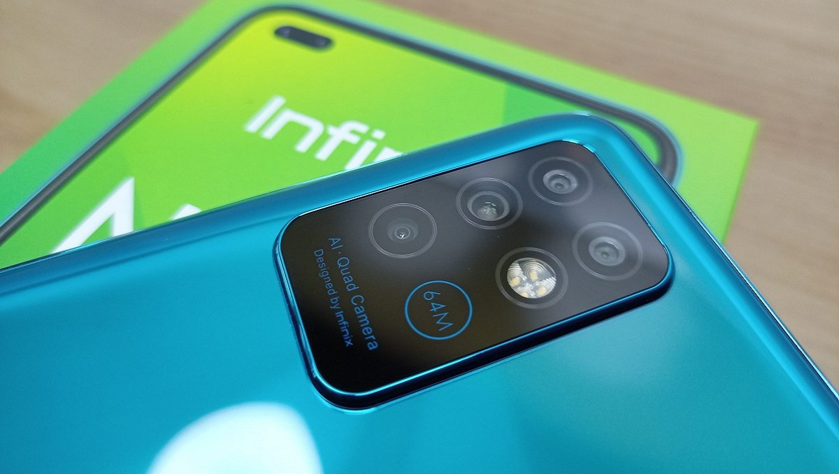 infinix note 8 and a new generation of phones for games