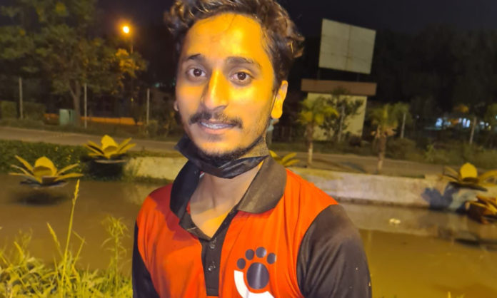 Haider ali saved 5 people from drowning