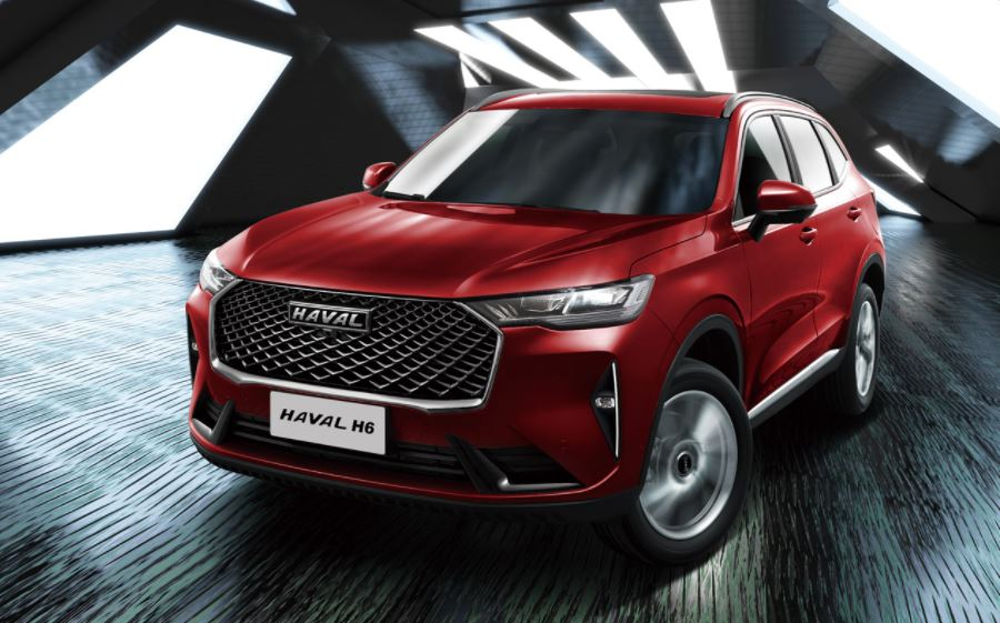 haval h6 also coming to Pakistan