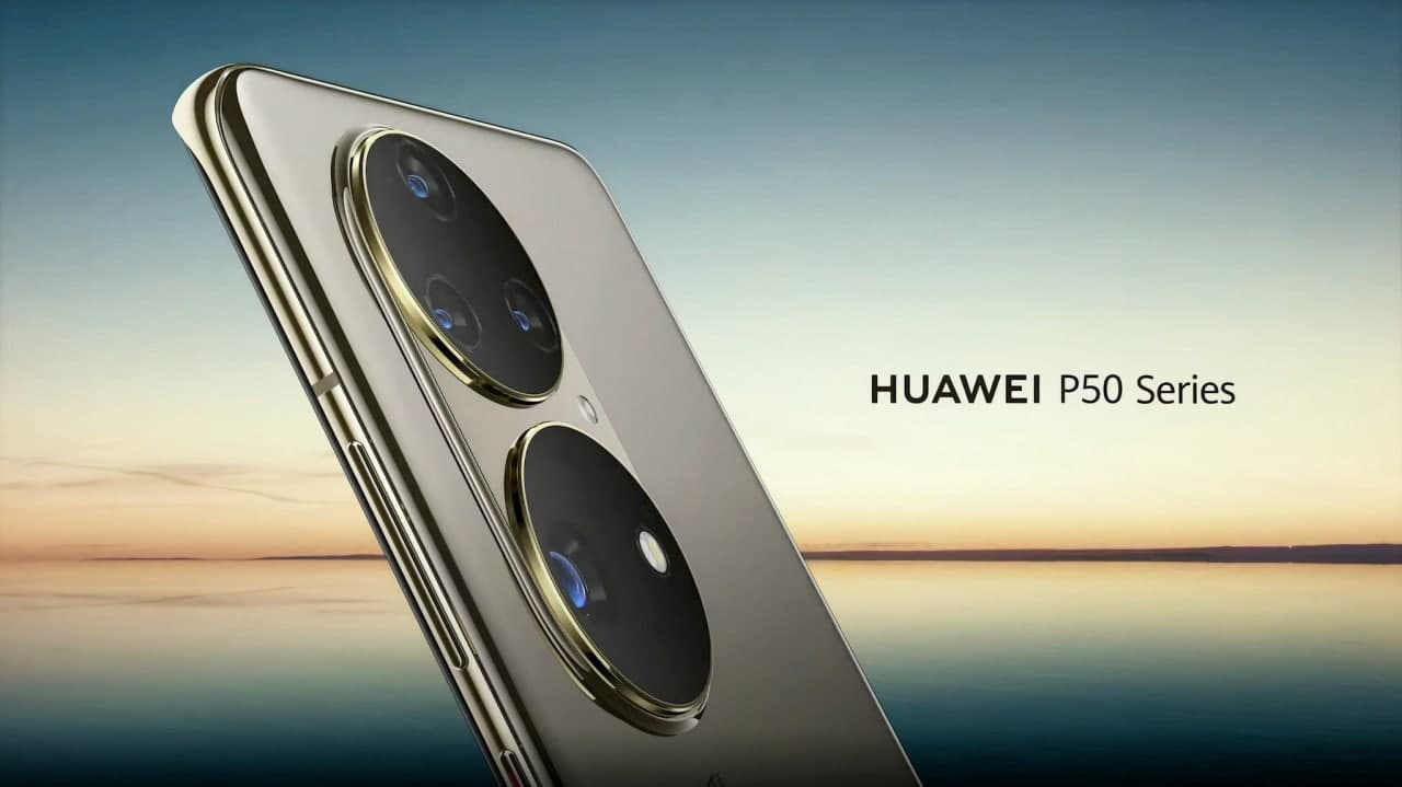 huawei p50 series soon being launched