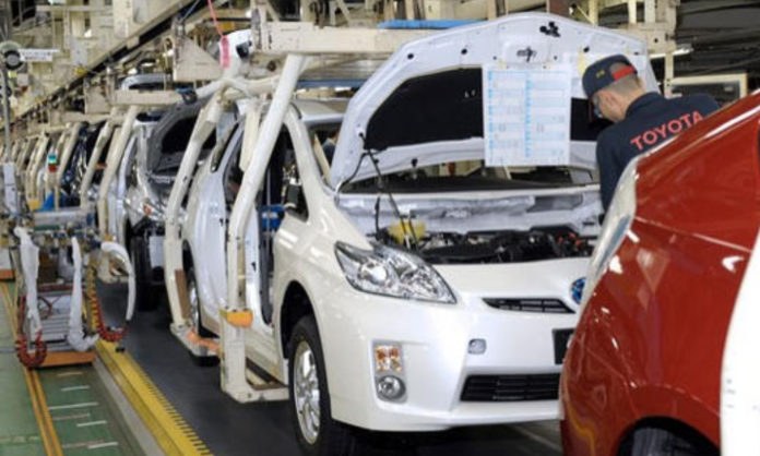 production of indus motor company increases by 20 percent