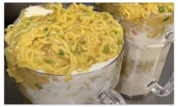 Twitter Came Out With Maggi Milk Shake And We Can't Even Look At It