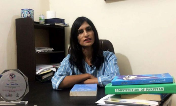 Pakistan's First Transgender Student Gets Admission In Mphil
