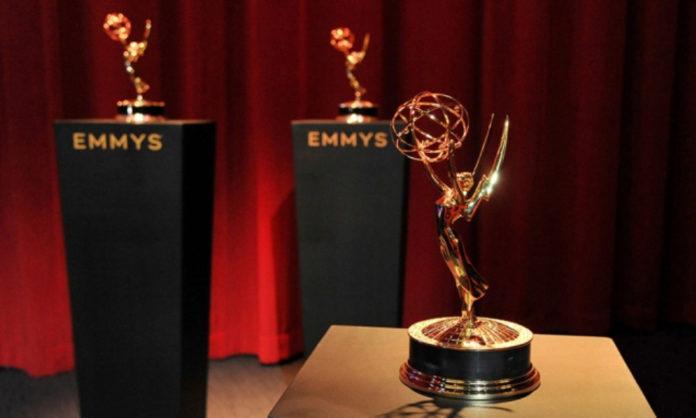 emmy awards won by Netflix record