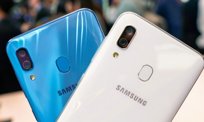 samsung mid range phones to go for