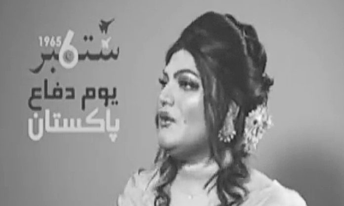 Shoaib Khan Pays Tribute To Noor Jahan On Account Of Defence Day