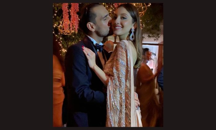 Neha Rajpoot Called Out For Wearing A 'Vulgar' Valima Dress