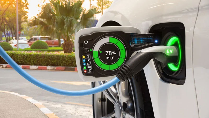 charging stations being put up in UK by company