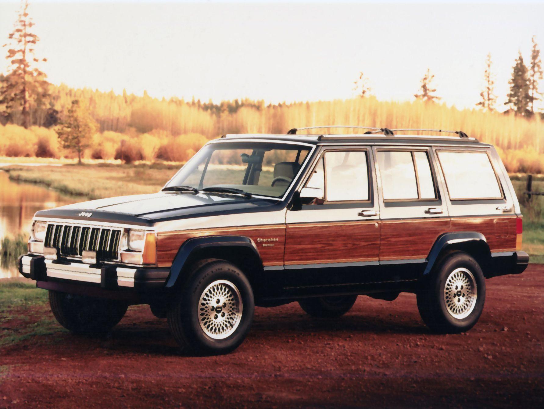 cherokee vintage vehicle to look for
