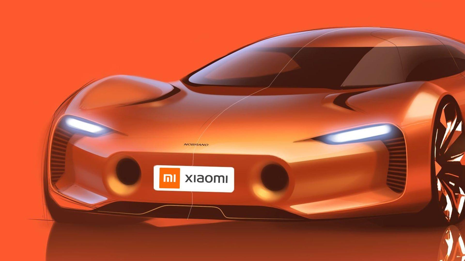 upcoming development on xiaomi electric car