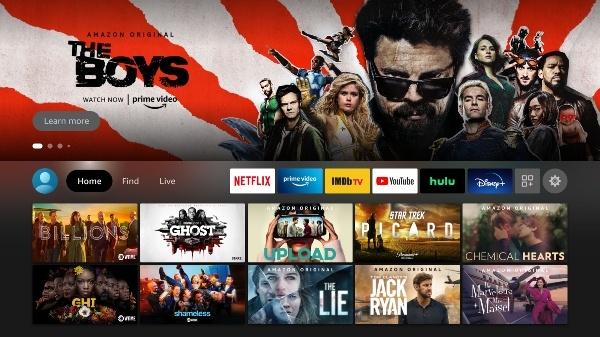 amazon launch tv