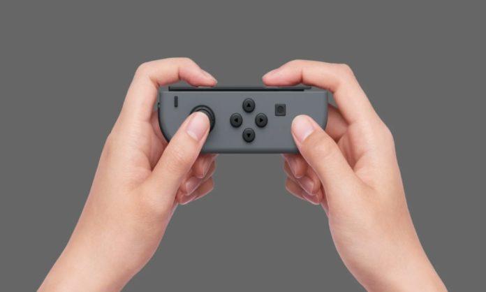 nintendo new controller release