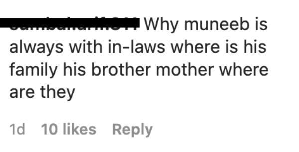 muneeb butt family curious