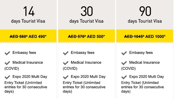 apply visa dubai expo 2020