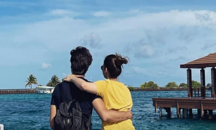 netizens minal ahsan maintain privacy honeymoon