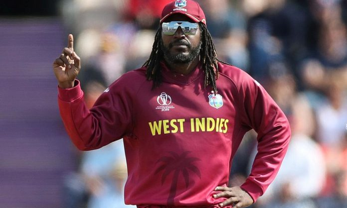 Chris Gayle Takes A Dig At Team New Zealand & Twitter's On Fire