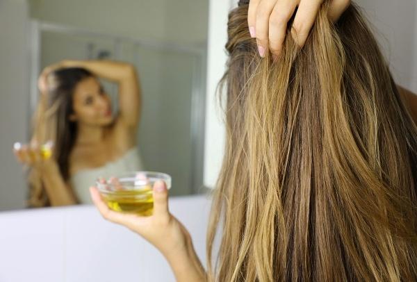 remedies treat dry scalp