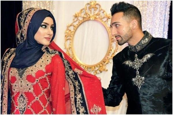 sham idrees faking scenario wife discriminated