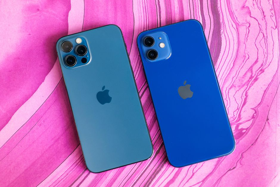 design and colour of the iPhone 13