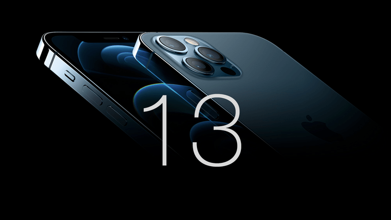 iPhone 13 launch event soon