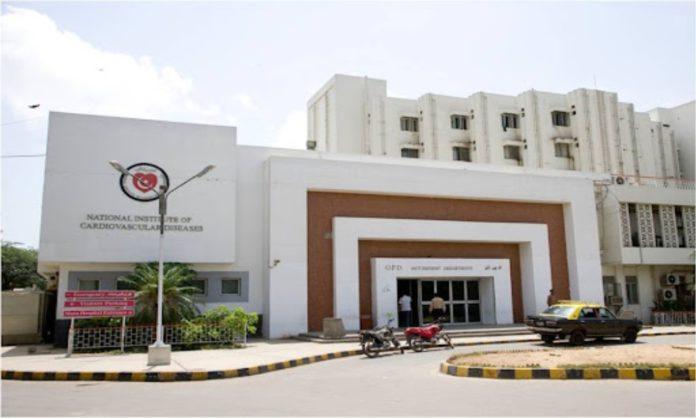 karachi nicvd paediatric cardiac electrophysiology